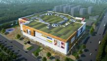 国内首例大型装配式商业项目-八局带您体验上海颛桥万达广场项目