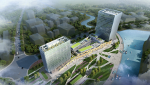 世博之眼 绿色双星-周家渡01-07地块项目绿色建筑的BIM发展之路(节选)