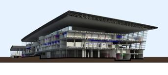星河璀璨,凤舞九天–武汉天河机场三期航站楼工程BIM应用- 中南建筑院-BIMBANK
