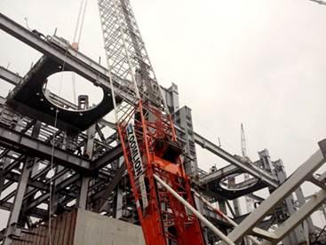 案例-上海宝冶集团有限公司-BIM技术在越南河静钢厂项目中的应用-BIMBANK