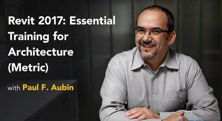 BIMBANK新年福利:Lynda原版英文版高清Revit Archtecture 2017精华培训2.7G