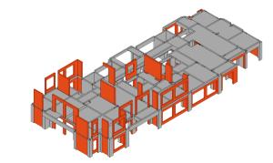 这个应用BIM技术的装配式实施比例达50%的项目,生产和施工要点分析很详细!-BIMBANK