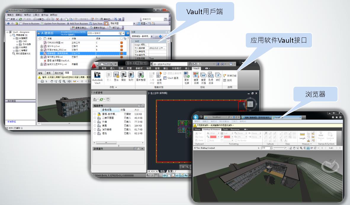 0826工程项目数据管理——Vault.