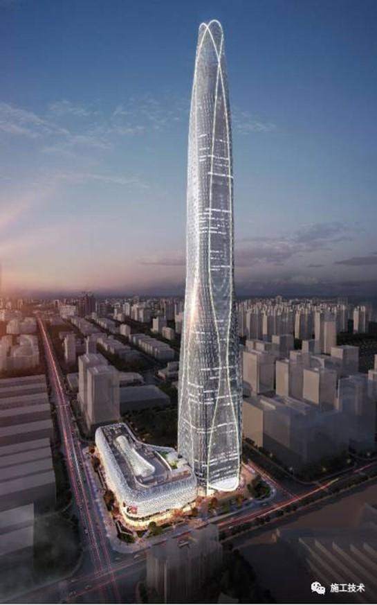 """牛气!18项中国和世界之最!天津周大福工程施工中的""""黑科技""""震惊世界!"""