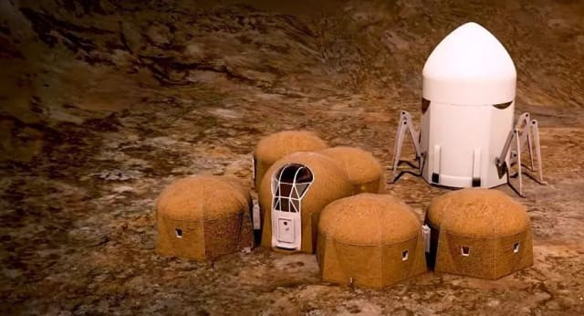 NASA宣布火星栖息地BIM竞赛入围者名单