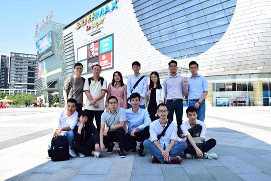 招聘信息:慧城建筑科技有限公司