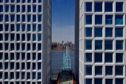 全球首创:3D打印混凝土模具助力美国布鲁克林炼油厂改造