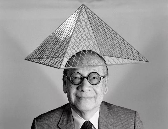 贝聿铭逝世:世人看到的只是他表面的成功