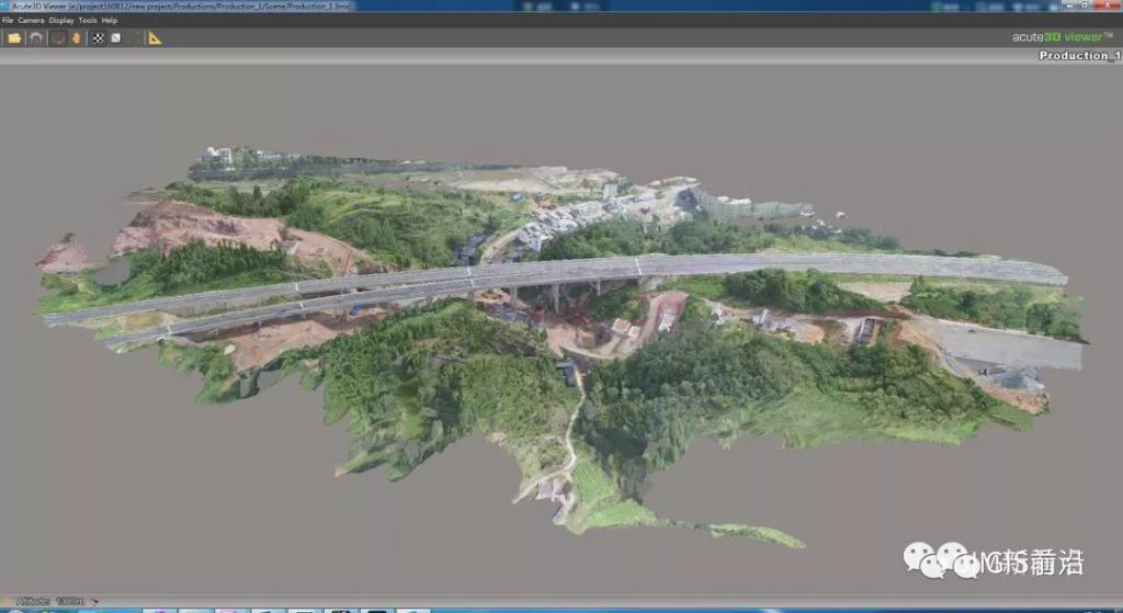 倾斜实景三维模型与BIM结合在铁路桥梁施工中的应用