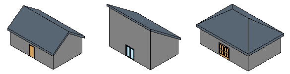 如何在同一建筑模型中设计多种情形布局?