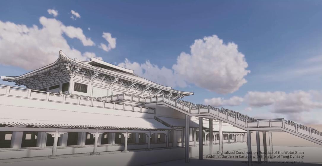 飞越千年遇见中国古建筑(无人机前言篇)