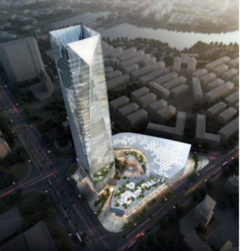"""看湖北金银湖大厦建设项目如何落地""""BIM+智慧工地""""?"""