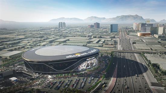 到2025年建成的最宏伟的体育场