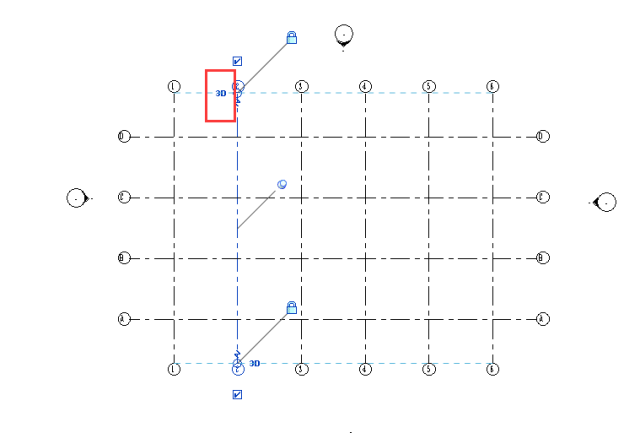 BIM实操丨标高轴网篇