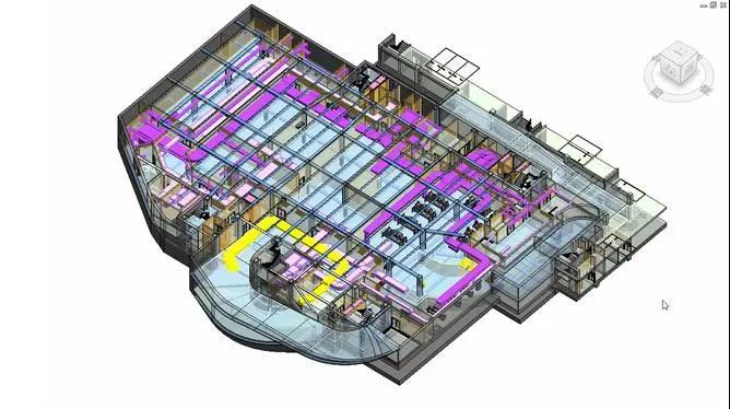 BIM案例   深圳公安局第三代指挥中心项目初步设计阶段BIM管理及实施