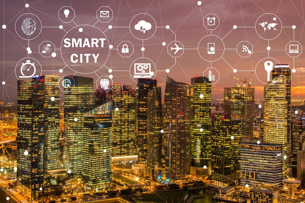 基于5G网络和CIM的智慧城市系统构建探索