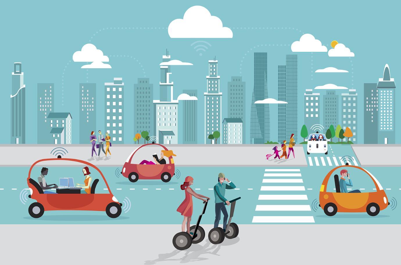 未来的城市化与智慧城市,机遇与挑战并存