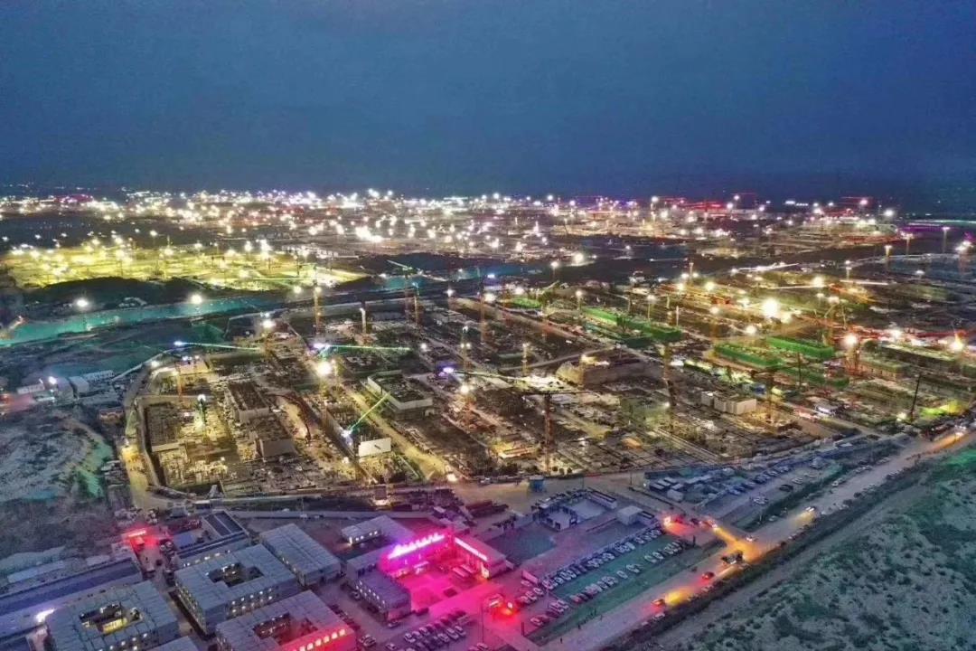 雄安新区全面推进数字化智慧城市建设