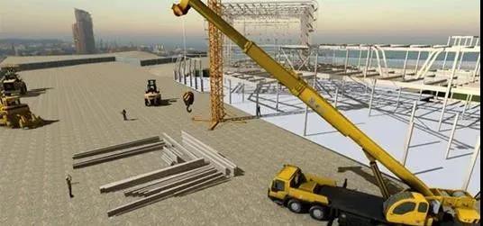一文读懂基于BIM的虚拟建造——施工模拟