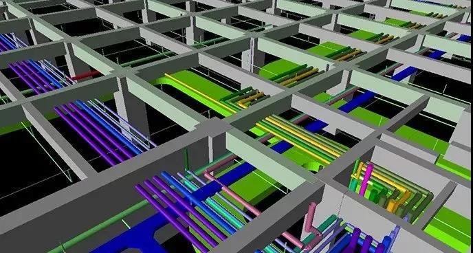 BIM技术在结构设计中的应用探索